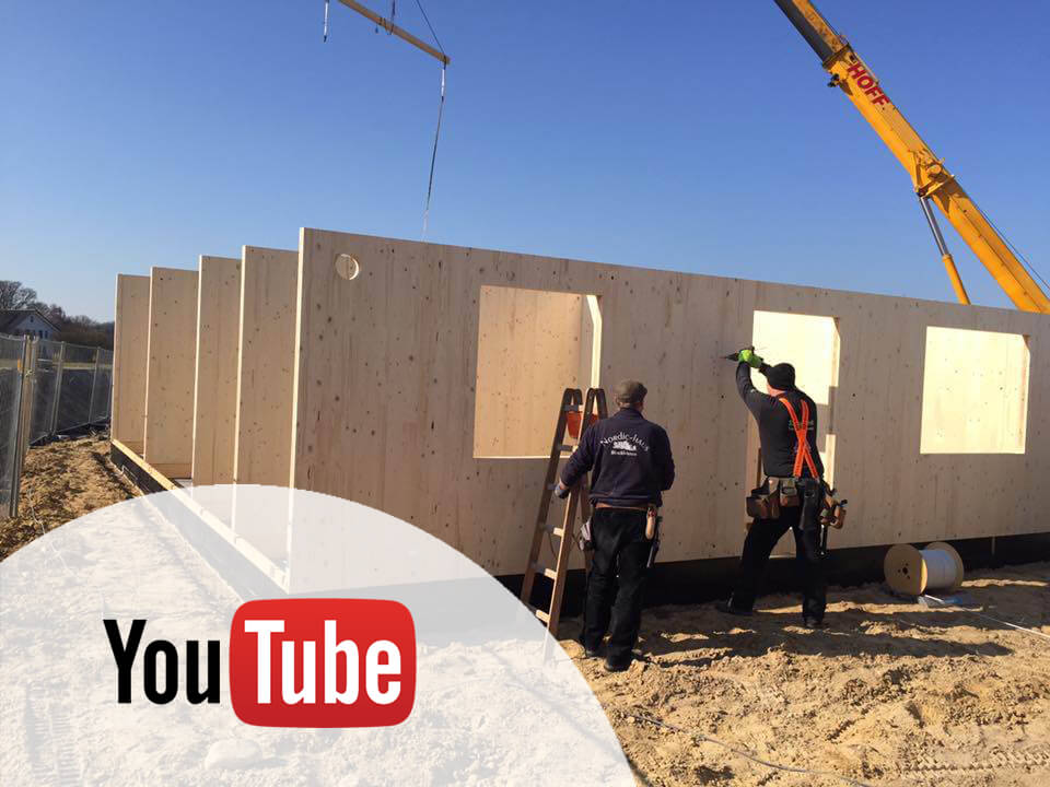 Holzhaus-Videos